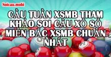 Cầu tuần XSMB tham khảo soi cầu xổ số miền Bắc xsmb chuẩn nhất
