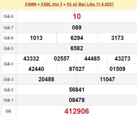 XSBL 11/5/2021