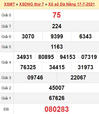 XSDNG 17/7/2021